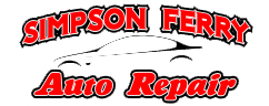 Simpson Ferry Auto Repair Logo