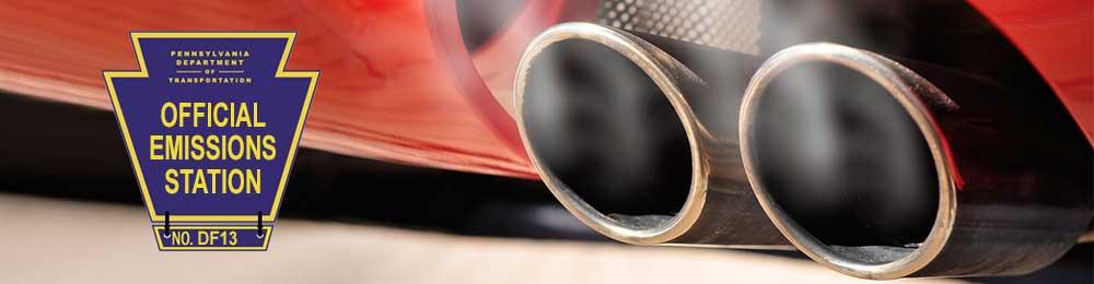 PA Emission Testing Hampden Automotive