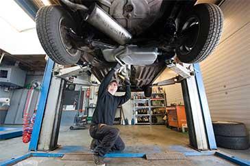 Safety Inspection Hampden Automotive